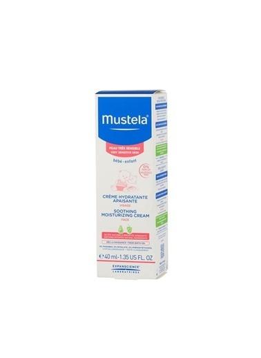 Mustela MUSTELA Soothing Mositurizing Cream 40 ml Renksiz